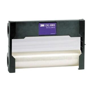 3M DL1001 Heat Free Dual Laminating Cartridge Roll, 12 Inches x 100 Feet