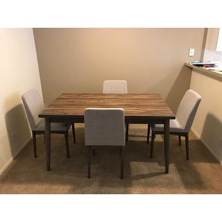 Carson Carrington Lulea Mid-century Dining Set