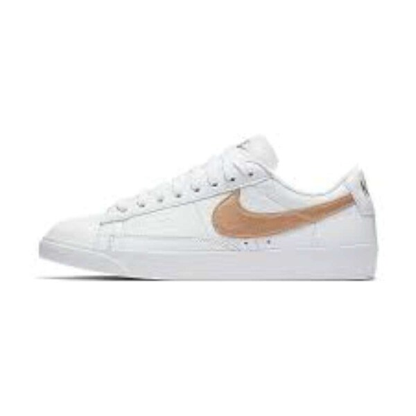 6bd8ef9dffc3 Shop Nike Womens Blazer Low LE Low Top Lace Up Running Sneaker ...