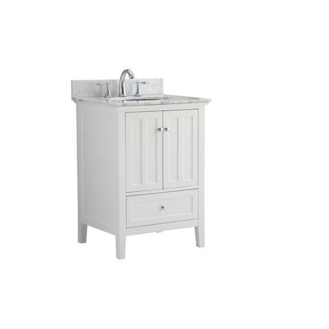 """25"""" Bathroom Vanity with sink"""