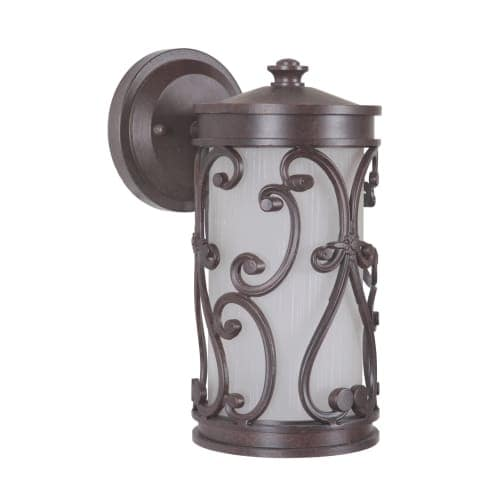Craftmade Z5304-LED Glendale 1 Light LED Outdoor Wall Sconce - 5 Inches Wide