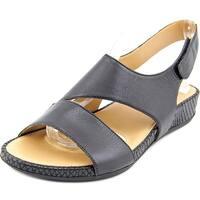 Naturalizer Yessica Women  Open-Toe Leather  Slingback Sandal