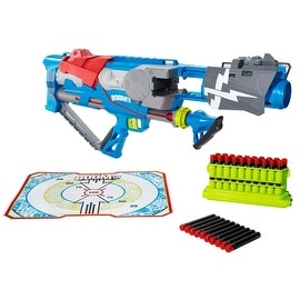 BOOMco. Rapid Madness Blaster, Blue Edition