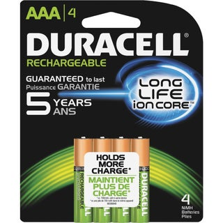 Duracell Duracell Staycharged Aaa