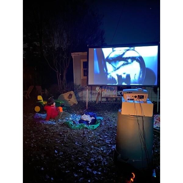 Projector onn roku Onn 720p