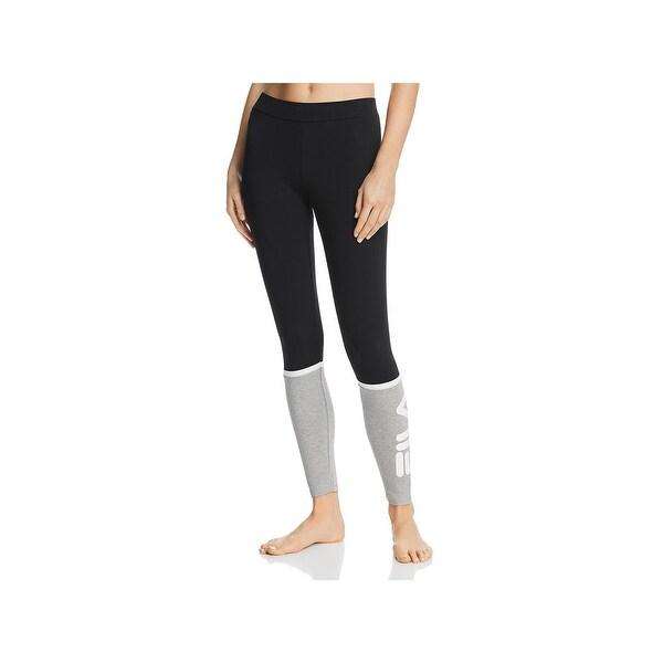 19c45688131b4 Shop Fila Womens Paloma Athletic Leggings Fitness Yoga - Free ...
