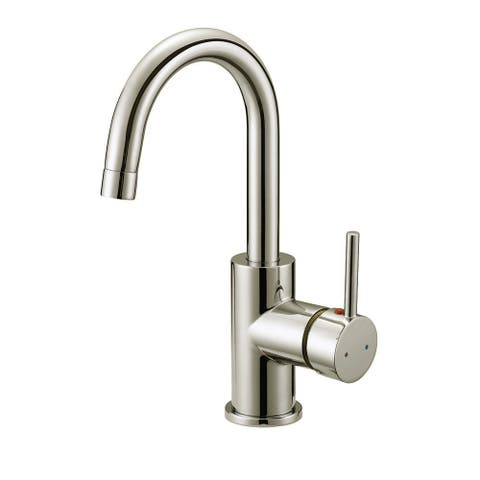 Design House 547570 Single Handle 1.2 GPM Bar Faucet -