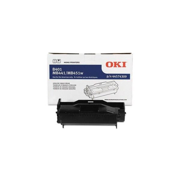 OKI Drum Unit - Black 44574309 Oki MB451w MFP Image Drum - 25000 Page - 1 Pack