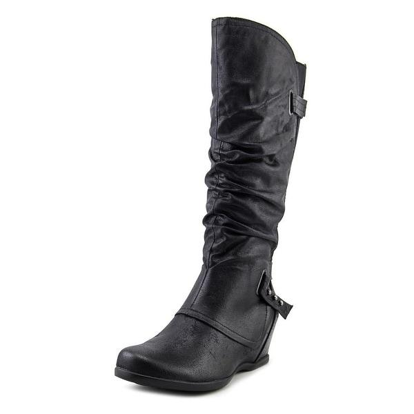 Baretraps Quivina Women Black Boots