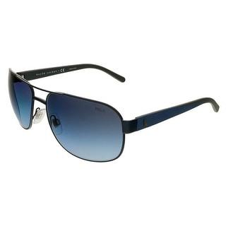 Ralph Lauren PH3093 Aviator Sunglasses