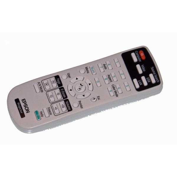 OEM Epson Remote Control Originally Shipped With: BrightLink 480i 485Wi