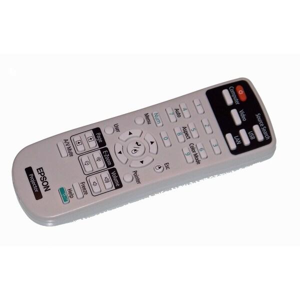 OEM Epson Remote Control Originally Shipped With: EX3210, EX5210, EX7210