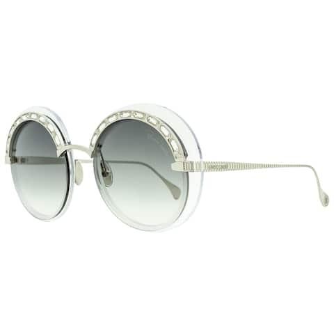 Roberto Cavalli RC1144 16B Womens Palladium/Gray 58 mm Sunglasses
