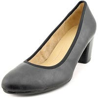 Naturalizer Womens Naomi Fabric Closed Toe Classic Pumps