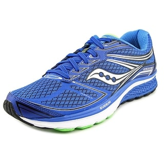 Saucony Guide 9 Men  Round Toe Synthetic Blue Running Shoe