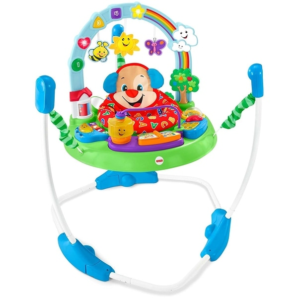 Fisher-Price Laugh & Learn Puppy's Activity Jumperoo