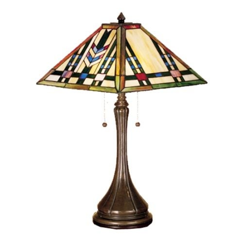 Meyda tiffany 31249 stained glass tiffany table lamp from the meyda tiffany 31249 stained glass tiffany table lamp from the prairie wheat collection na free shipping today overstock 19855922 aloadofball Gallery