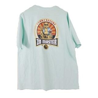 Tommy Bahama Zin Master Medium Mint Green T-Shirt