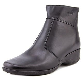 Martino Marsha N/S Round Toe Leather Ankle Boot
