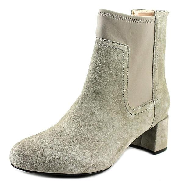 Taryn Rose Womens Louise Round Toe Mid-Calf Fashion Boots