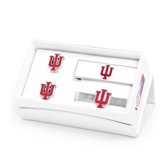 Indiana University Hoosiers 3-Piece Gift Set - Red