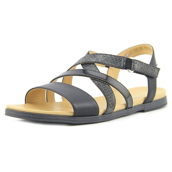 4be960489d25 Shop Naturalizer Womens Kandy Open Toe Casual Slingback Sandals ...