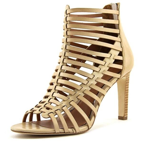Elie Tahari Huarez Women Ivory Sandals