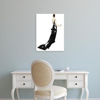Easy Art Prints Vision Studio's 'Sophisticated Ladies I' Premium Canvas Art