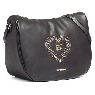 Moschino JC4211 0000 Black Hobo Bag