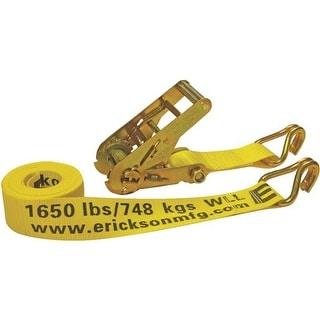 """Erickson Mfg. LTD. 2""""X15' Ratchet 5M 52300 Unit: EACH"""