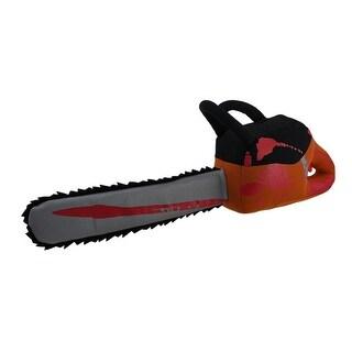 Zombie SWAT Plush Cosplay Chainsaw W/ Sound