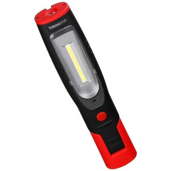 16 LEDs Adjustable Magnetic Hook Portable 2 in 1 Travel Working Light 3 LEDs
