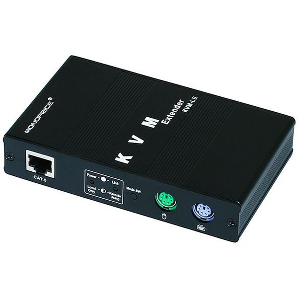 Monoprice Cat5e KVM Extender up to 180 meters