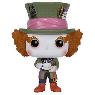 Funko POP Disney: Alice in Wonderland Action Figure - Mad Hatter - Multi