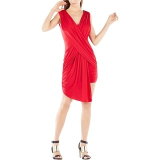 BCBG Max Azria Womens Elize Clubwear Dress Pullover Party