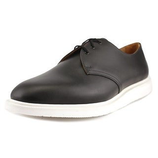 Dr. Martens Torriano Men Round Toe Leather Black Oxford