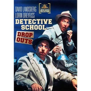 Detective School Dropouts DVD Movie 1986
