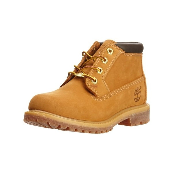 Shop Timberland Womens Nellie Ankle Boots Leather Waterproof - Free ... 629d1d3032