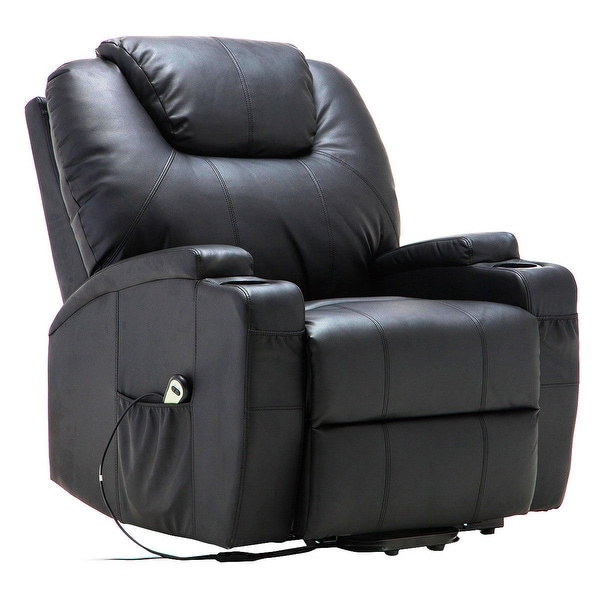 product electric heat uk hainworth and chair shop massaging massage recliner leather with