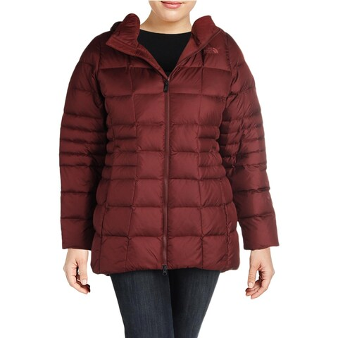 The North Face Womens Transit Down Coat Winter Hooded
