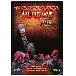 The Walking Dead All Out War: Carol Booster