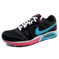 Nike Men's Air Max Lunar Black/Chlorine Blue-Anthracite-Spark 443915-002 Size 11