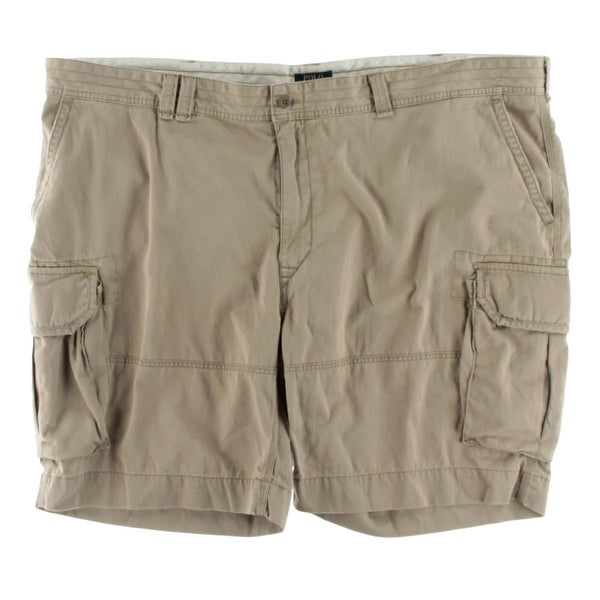 47bef403bf Shop Polo Ralph Lauren Mens Big & Tall Cargo Shorts Deep Pocket Pleated -  Free Shipping On Orders Over $45 - Overstock - 15863845