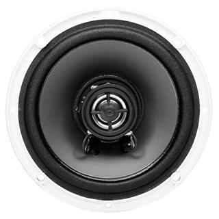 """Speakers, 5.25"""" 2-Way, 150 Watt, White"""