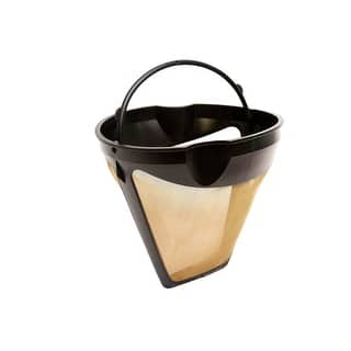 GoldTone Reusable #4, 10-12 Cup Coffee Filter with Finger Grip and Handle, Fits Capresso Coffeemakers|https://ak1.ostkcdn.com/images/products/is/images/direct/84da6287c86c497297da785f153e3da5e72e27d3/GoldTone-Reusable-%234%2C-10-12-Cup-Coffee-Filter-with-Finger-Grip-and-Handle%2C-Fits-Capresso-Coffeemakers.jpg?impolicy=medium