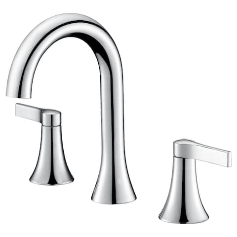 Ultra Faucets Nita Collection Two-Handle Widespread Lavatory Faucet
