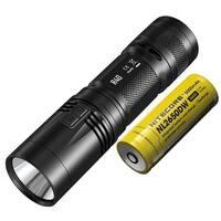 NITECORE R40 Rechargeable 1000 Lumen Flashlight w/ 2x Charging Docks