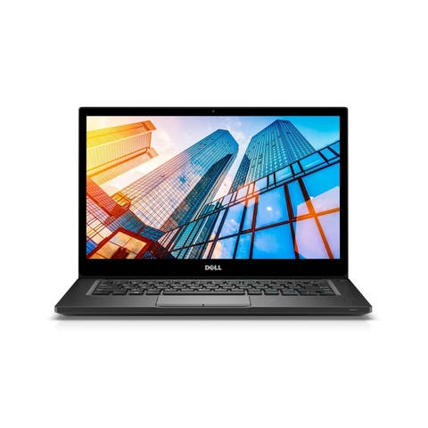"""Dell Latitude 7400 Intel Core i7-8665U X4 4.8GHz 8GB 256GB SSD 14"""",Black(Certified Refurbished)"""