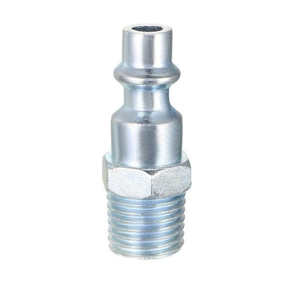 Shop Quick Coupler , Air Quick-Connect Fitting , 1/4-Inch NPT Male