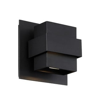 Modern Forms WS-W30507 Pandora 1 Light LED Indoor / Outdoor Wall Sconce - 7 Inches Wide